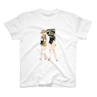 JOINUSuwamiGIRL Tシャツ