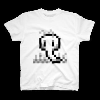 おみそしる工房のいもむし Tシャツ