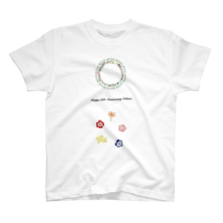 ひとひら2018特別協賛Tシャツ Tシャツ
