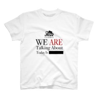 Talking About TC-001 Tシャツ