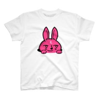 ぴょんぴょんさん Tシャツ