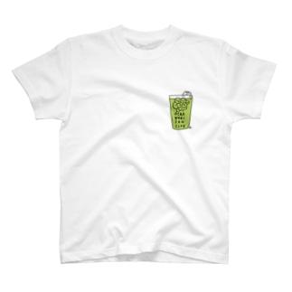 OCHA WARI FAN CLUB Tシャツ