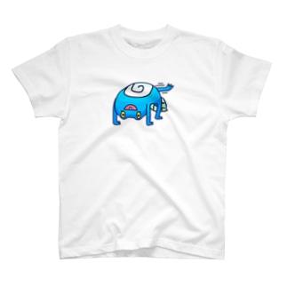 フィビやんTシャツ Tシャツ