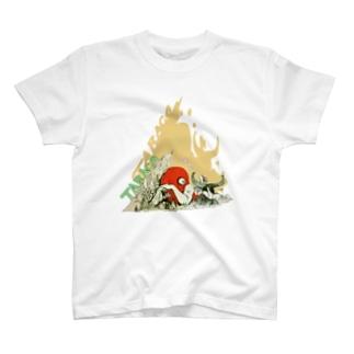 TARACOちゃん Tシャツ