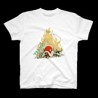 ♡ARCO♡のTARACOちゃんTシャツ