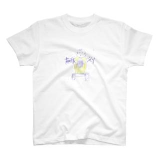 茶運び人形 Tシャツ