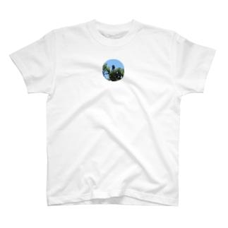 ぽっぽ Tシャツ