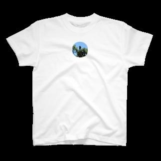 abelestのぽっぽ Tシャツ