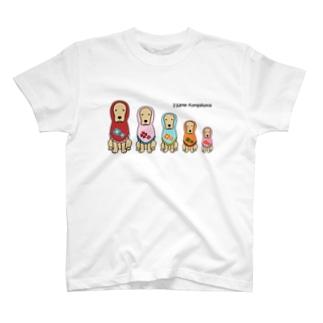 コメリョーシカ Tシャツ