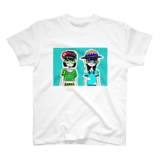 ナツ&エモ Tシャツ