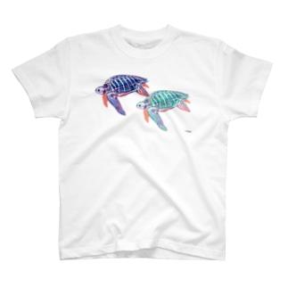 オサガメ2 Tシャツ