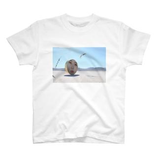 まるがお01 Tシャツ