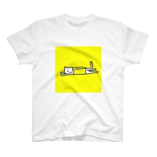 ハコネコ Tシャツ