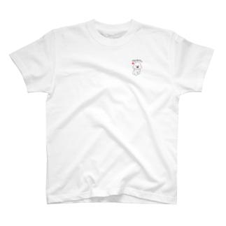 モフモフの民 Fuku Tシャツ