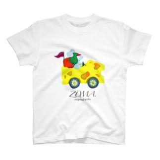 チーズdeカー Tシャツ