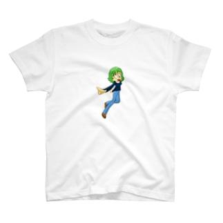 みどりちゃんのグッズ Tシャツ