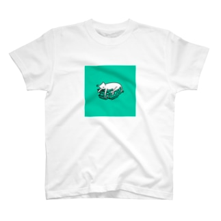 ヒルネネコ Tシャツ