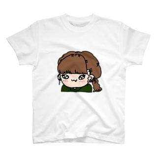 みなぽるーむ ぬし Tシャツ