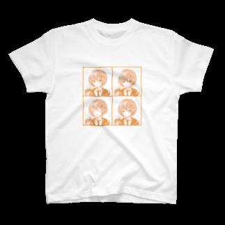 ぽわんちゃんのぽわんちゃんTシャツ