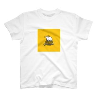 パンケーキネコ Tシャツ