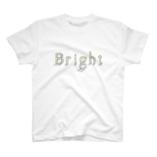 Bright Tシャツ