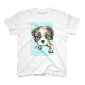 わんちゃん1 Tシャツ