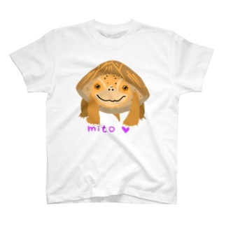 ミシシッピーニオイガメ‼ Tシャツ