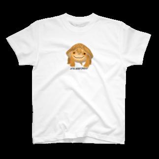鈴蘭 すずらんのミシシッピーニオイガメ‼ Tシャツ