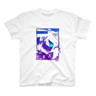 enzurilleのグラデト[COLLAPSED] Tシャツ