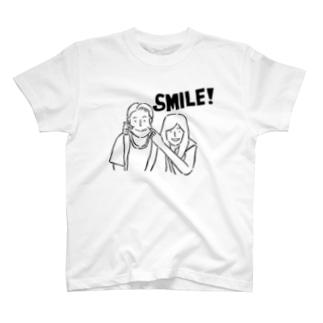 smile1 Tシャツ