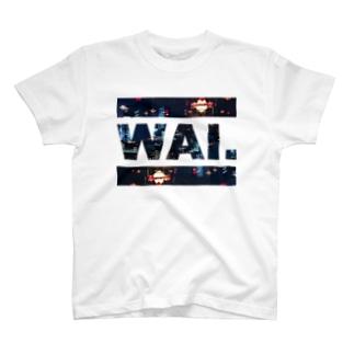 WAI×SHIBUYA Tシャツ