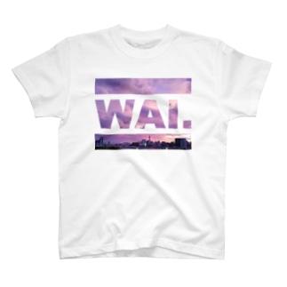 WAI×NIGATA Tシャツ