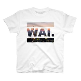 WAI×TOKYOTOWER Tシャツ