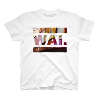 WAI×SYOTENGAI Tシャツ