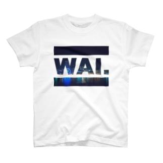 WAI×KOBE Tシャツ