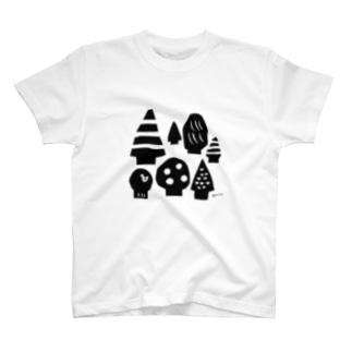 えほんの森 Tシャツ