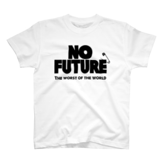 NO FUTURE Tシャツ