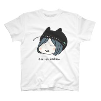 ほっかむ子 Tシャツ
