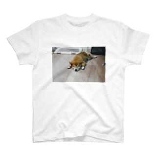 すやすや.rb Tシャツ