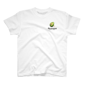 focarena on white background Tシャツ