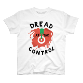 ShineのDREAD CONTROL Tシャツ