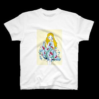 King Of Heartの金魚のワンピースTシャツ