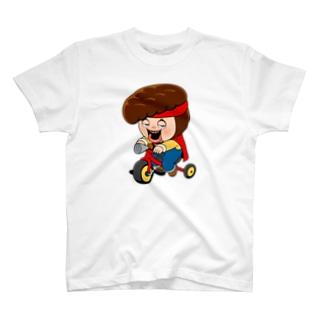 つっぱりしょーちゃんと三輪車 Tシャツ