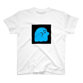 おばけよ Tシャツ