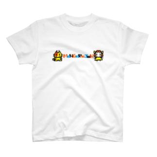 モンゴロジョンドット Tシャツ