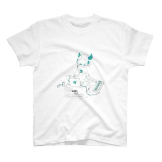 🎹 Tシャツ