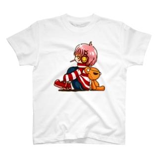 「ニコバツ」まったり Tシャツ