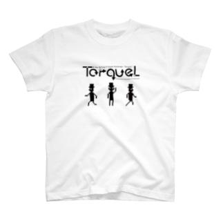トルクル(TorqueL) ロゴ&キャラクター Tシャツ