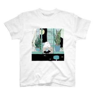 9月の柄 Tシャツ