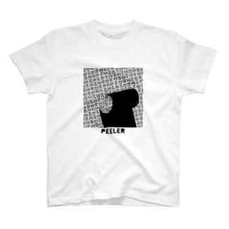 PEELER-07(C) Tシャツ